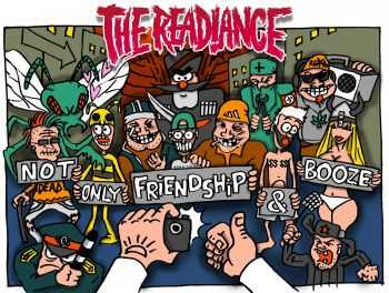 The Readiance - Not Only Friendship & Booze (2015)