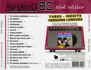 Noe Willer - Reference 80 (2011) (Lossless+Mp3)