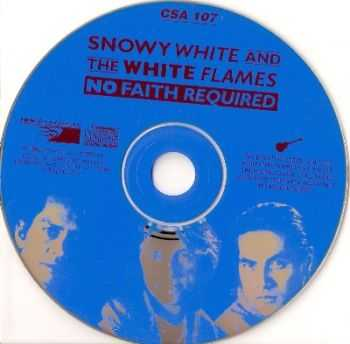 Snowy White - No Faith Required (1996) [Lossless+Mp3]