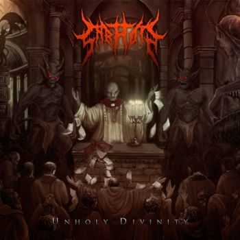 Sabaoth - Unholy Divinity (2015)