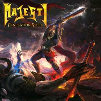 Majesty - Generation Steel (Limited Edition) (2015)