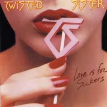 Twisted Sister - Love Is For Suckers (1987) (Japanese Edition)