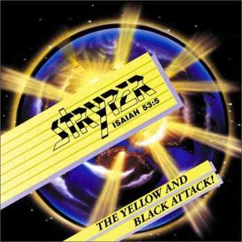 Stryper - The Yellow And Black Attack (1984) Mp3+Lossless