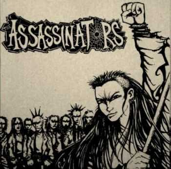 The Assassinators - s/t, ЕР (2006)
