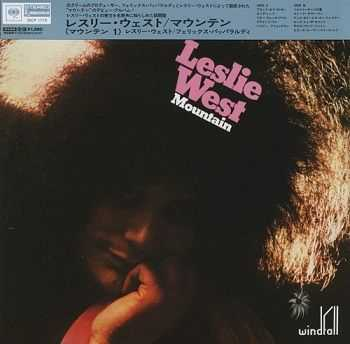Leslie West - Mountain (Japan Edition) (2008)