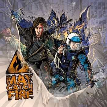 May Catch Fire - May Catch Fire E.P (2014)