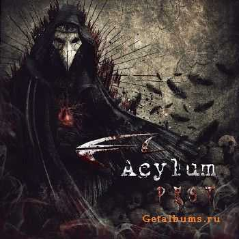 Acylum - Pest (2015) [2CD Bonus Tracks Version]