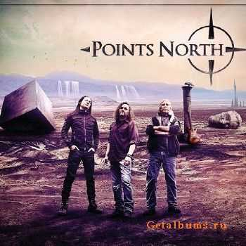 Points North - Points North (2015)
