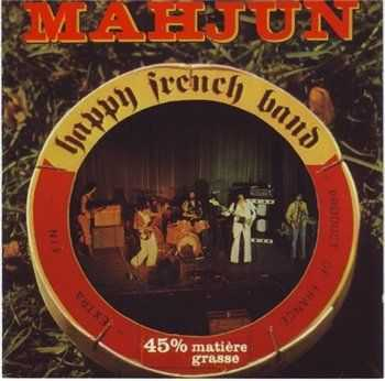 Mahjun - Happy French Band 1977 (Reissue 1998)