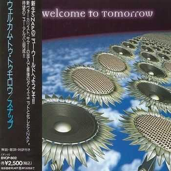 Snap! - Welcome To Tomorrow (Japan Edition) (1994)
