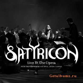 Satyricon - Live at the Opera (2015)