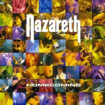 Nazareth - Homecoming (2001) Mp3+Lossless