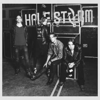 Halestorm - Into The Wild Life [Deluxe Edition] (2015)