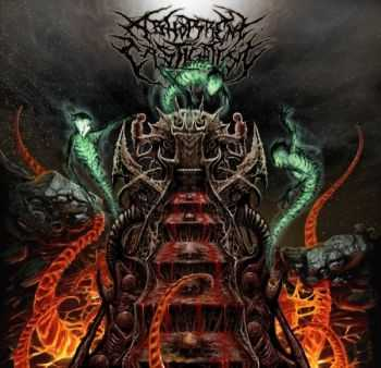 Abhorrent Castigation - Throne Of Existential Abandonment (2014) [LOSSLESS]