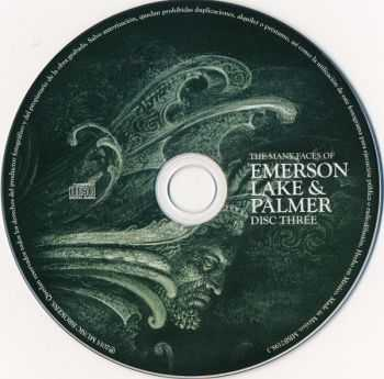 VA - The Many Faces Of Emerson Lake & Palmer - A Journey Through The Inner World Of ELP (2015)