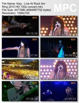 Kiss - Live At Rock Am Ring (2010) BDRip HD 720p