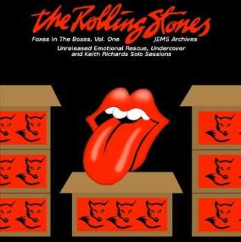 The Rolling Stones - Foxes In The Boxes Vol. 1-3 (2015)