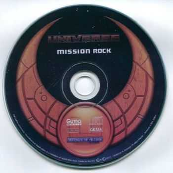 Universe - Mission Rock (2015) [Lossless]
