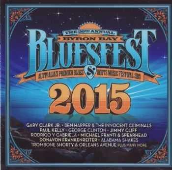 VA - The 26th Annual Byron Bay Bluesfest 2015 (2015)