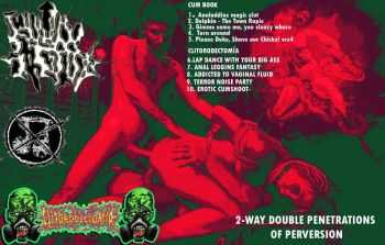 Cum Book & Clitorodectomia - 2-Way Double Penetrations Of Perversion (Split) (2014)