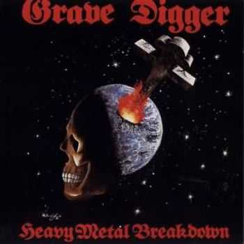 Grave Digger - Heavy Metal Breakdown & Rare Tracks (1984) (Japanese Edition 1994) Mp3+Lossless