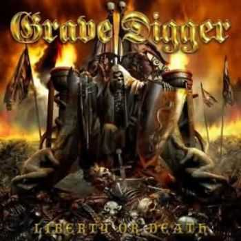 Grave Digger - Liberty Or Death (2007) Mp3+Lossless