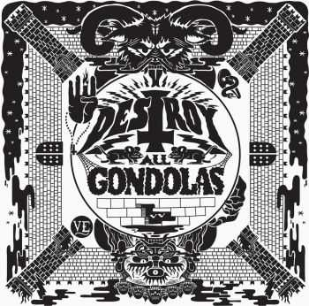 Destroy All Gondolas - s/t, EP (2015)
