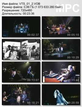Uriah Heep - Live In The USA (2003) (DVD video)