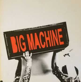 Big Machine - s/t, EP (2015)