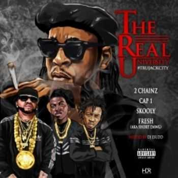 2 Chainz – T.R.U. The Real University (2015)