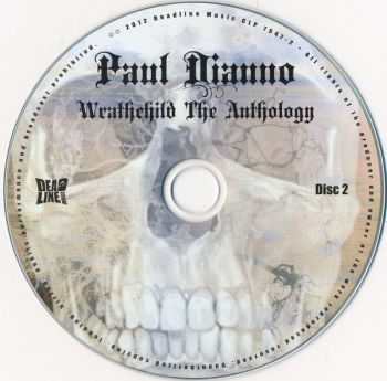 Paul Dianno - Wrathchild - The Anthology (2 CD 2012)