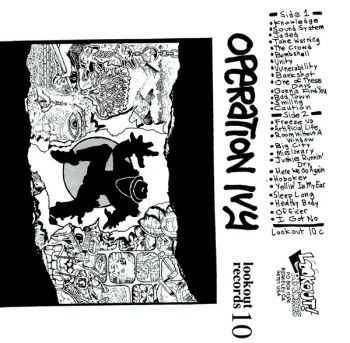Operation Ivy - s/t [Cassette] (1991)