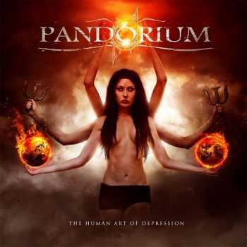 Pandorium - The Human Art Of Depression (2015)