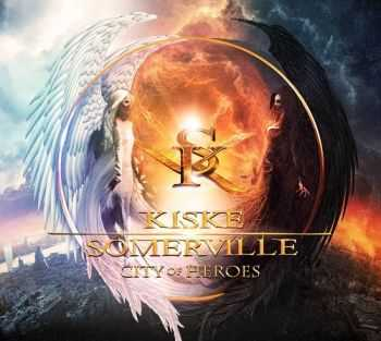 Kiske/Somerville - City Of Heroes 2015 (Bonus DVD)