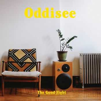 Oddisee (Diamond District) - The Good Fight (2015)