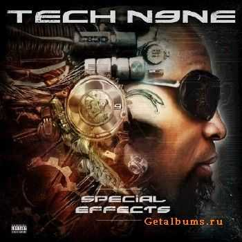 Tech N9ne - Special Effects (Deluxe Edition) (2015)