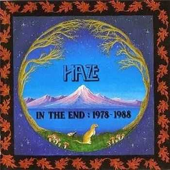 Haze - In The End - 1978-88 (1993)