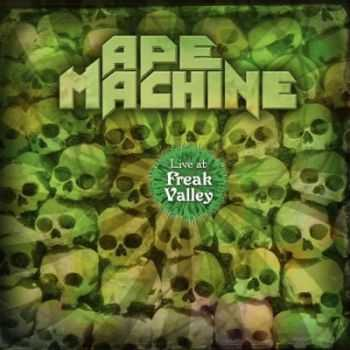 Ape Machine - Live At Freak Valley (2015)