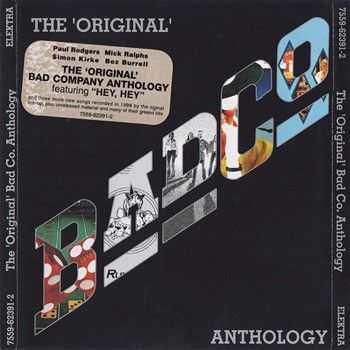 Bad Company - The 'Original' Bad Company Anthology (2CD) (1999)