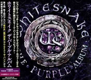 Whitesnake - The Purple Album (Japanese + Deluxe Edition) (2015)