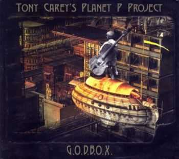 Tony Carey's Planet P Project - Go Out Dancing (4CD Boxset)(2014) MP3