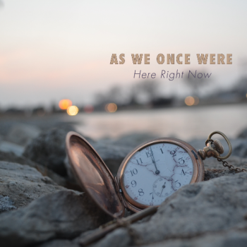 As We Once Were - Here Right Now [EP] (2015)