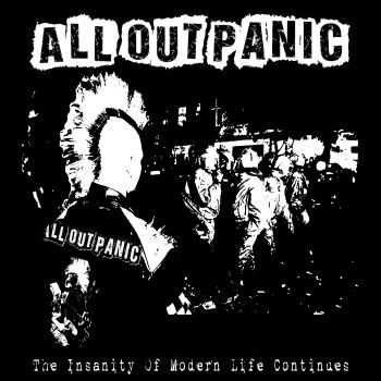 All Out Panic - The Insanity Of Modern Life Continues (2015)