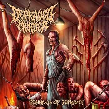Depraved Murder - Remnants Of Depravity (2015)