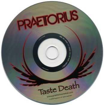Praetorius - Taste Death (2008) (Lossless+Mp3)