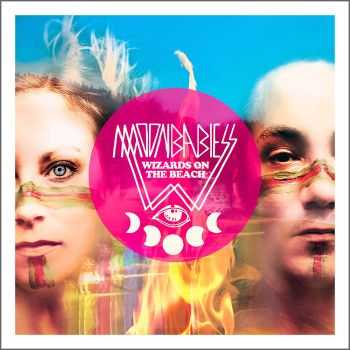 MOONBABIES - Wizards on the Beach (2015)
