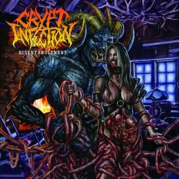 Crypt Infection - Disentanglement (2015)