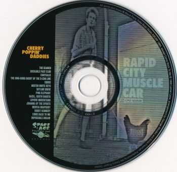 The Cherry Poppin' Daddies - Rapid City Muscle Car (1994)