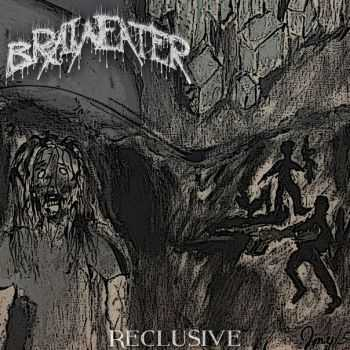 Braineater - Reclusive, ЕР (2015)