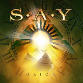S.A.Y - Orion (2015)
